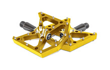Atomlab Pimplite WRX pedals gold